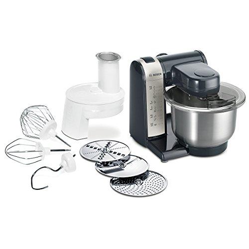 Bosch MUM48A1 Küchenmaschine, Kunststoff, 3.9 liters,...