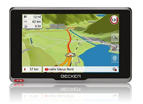 Becker active.7s EU Navigationsgerät (17,8 cm (7 Zoll)...