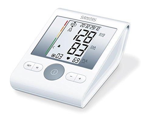 Sanitas SBM 22 Oberarm-Blutdruckmessgerät (mit...
