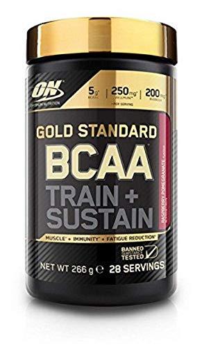 Optimum Nutrition Gold Standard BCAA- Verzweigtkettige...
