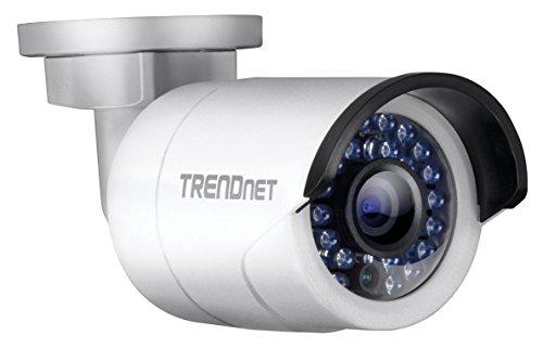 TRENDnet TV-IP320P Indoor/Outdoor 1.3 Megapixel HD PoE IR...