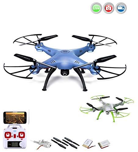 4.5-Kanal RC Drohne Quadrocopter mit Live Kamera,...