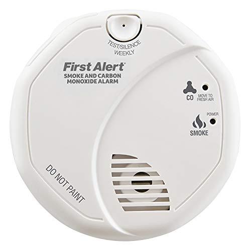 First Alert Rauch- und Kohlenstoffmonoxidmelder,...