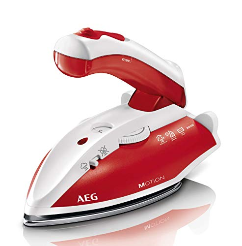 AEG DBT 800 Reise-Dampfbügeleisen / variabler,...
