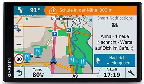 Garmin Drive Smart 61 LMT-D EU Navigationsgerät, Europa...