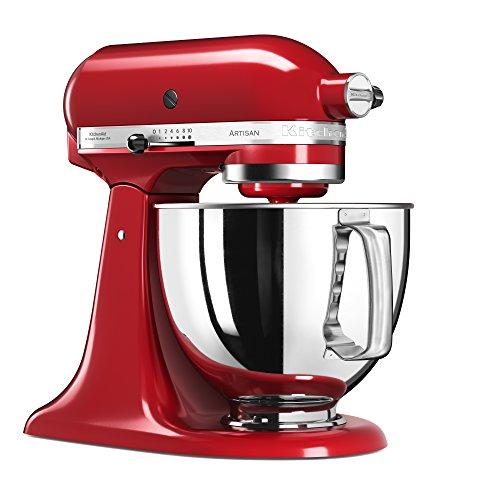 KitchenAid 5KSM125EER, Artisan Küchenmaschine mit...
