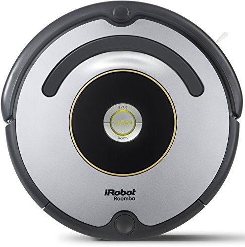 iRobot Saugroboter (10,67 Watt) silber