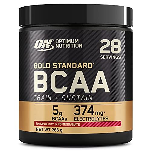 Optimum Nutrition Gold Standard BCAA Pulver, Aminosäuren...