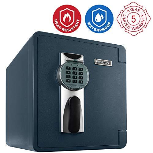 First Alert 2087DFE Tresor Safe Dokumentenbox