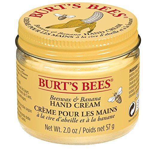 Burt's Bees Handcreme mit Bienenwachs und Banane, 1er Pack...