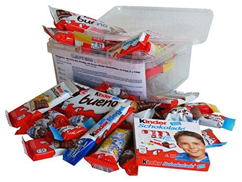 Süßigkeiten – Mix Party Box mit Ferrero Kinder...