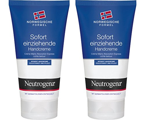 Neutrogena Norwegische Formel Sofort Einziehende Handcreme...