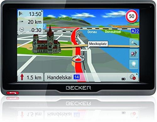 Becker ready.5 CE Navigationsgerät (12,7 cm (5 Zoll)...