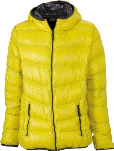James & Nicholson Damen Jacke Jacke Ladies' Jacket gelb...