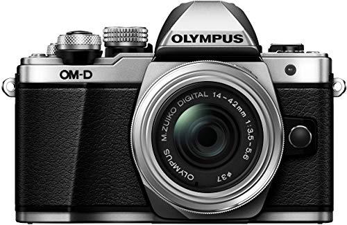 Olympus OM-D E-M10 Mark II Systemkamera (16 MP, 5-Achsen...