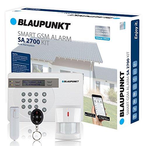 Blaupunkt Funk-Alarmanlage SA 2700 I Mit GSM-Modul I...
