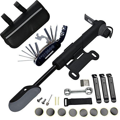 DAWAY Fahrrad Reparatur Werkzeug Set - A35 Fahrrad...