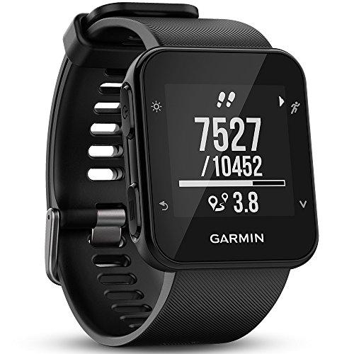 Garmin Forerunner 35 GPS-Laufuhr, Herzfrequenzmessung am...