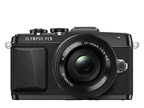 Olympus PEN E-PL7 Kompakte Systemkamera (16 Megapixel,...