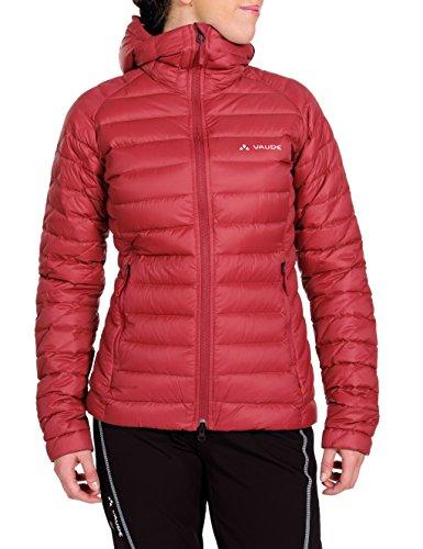 VAUDE Damen Jacke Kabru Hooded Jacket II, Flame, 36, 05698