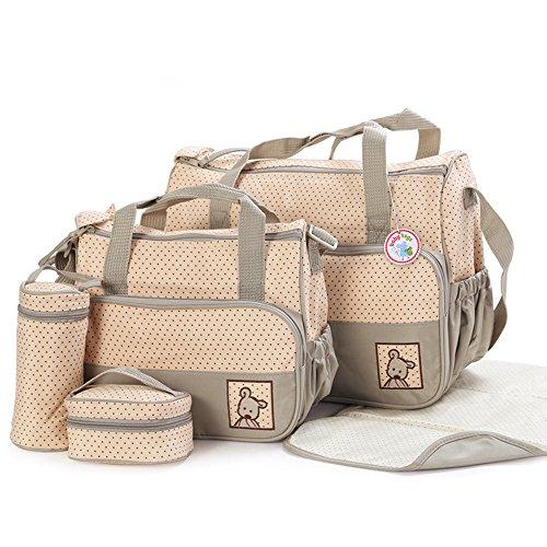 Babyhugs Wickeltaschen Set, mit speziellem...