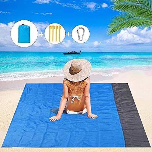 Beach Blanket, Picknick-Decke, Strand Picknick-Decke, Sand...