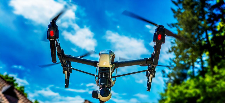 Die besten Flug-Drohnen undam Multicopter