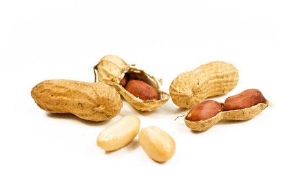 Vitamin B3 - Erdnüsse
