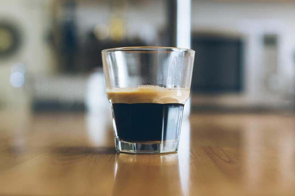 Espresso Glas