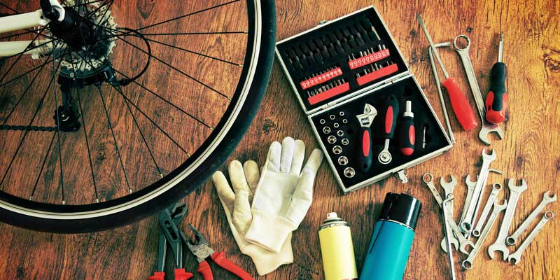 Das beste Fahrrad Reparaturset