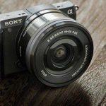 Spiegellose Kamera von Sony