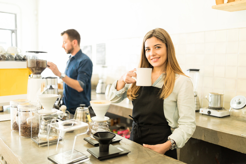 verschiedene Kaffeefilter auswählen
