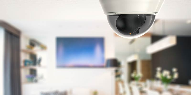 Indoor Überwachungskamera