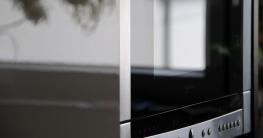 Mikrowelle für die Küche
