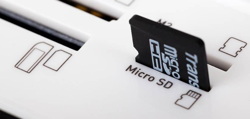 Micro SD-Karte