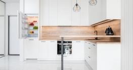 L-Küche - Planung und Aufbau